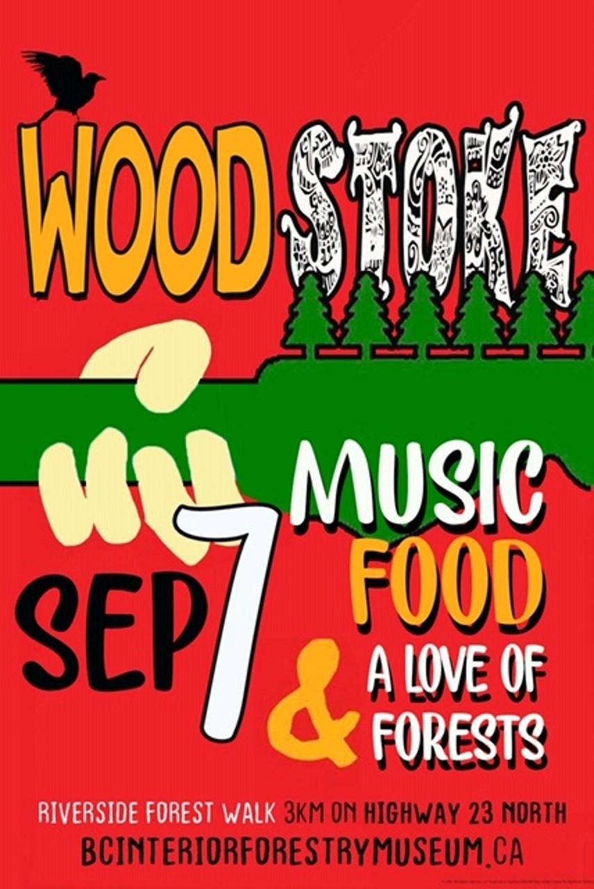 Woodstoke Poster
